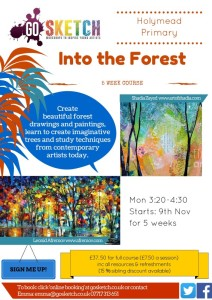 Holymead Forest poster