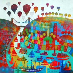 Jenny Urquhart (Local Bristol Artist)