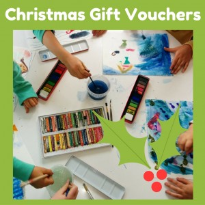 gosketch art party workshop voucher for children in bristol
