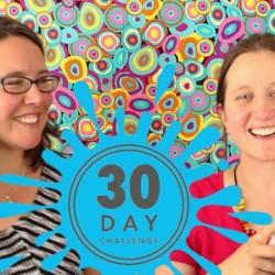 30 day art challenge