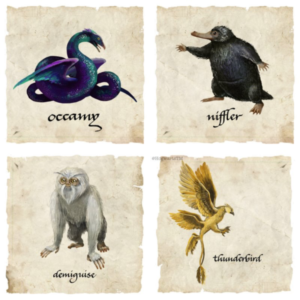 FANTASTIC BEASTS and how to draw them: Emersons Green @ Emersons Green Village Hall | Emersons Green | England | United Kingdom
