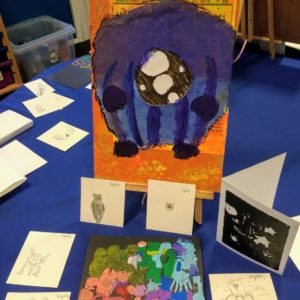 Art workshops for children in Bristol