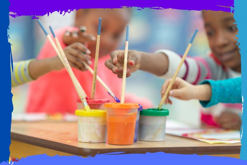 art inset for teachers