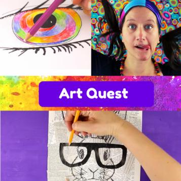 Art Quest Image square